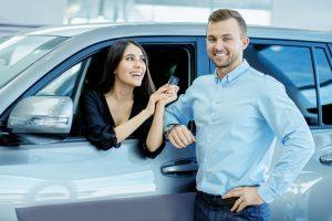 Automotive merchant account