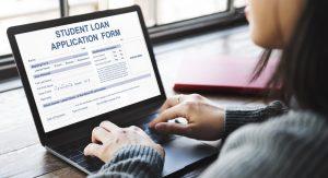 Student loan merchant account